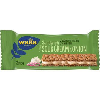 Sandwich Sourcream/onion 33g Wasa