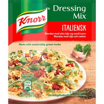 Dressing Mix Italiensk 27g Knorr