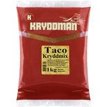 Taco Kryddmix Kryddman 1kg