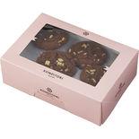 Cookie White Chunk Delicato 16x55g