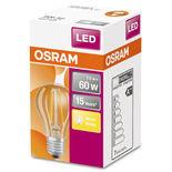 Led Normal 60w E27 Fil Box Osram st