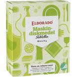 Maskindisk Tabletter Eldorado 80st