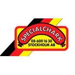 Bamsegrill Specialchark ca: 840g