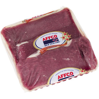 Lammytterfilé Fryst Nya Zeeland ca: 500g Affco