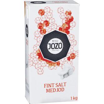 Salt med Jod 1kg Jozo