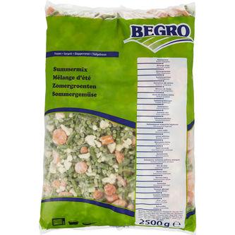 Sommarmix Fryst 2.5kg Begro