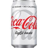 Coca-cola Light Burk Coca-cola 33cl