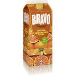 Apelsin Äpple Mandarin Juice Bravo 2l