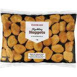 Nuggets Kyckling Frysta Eldorado 1kg