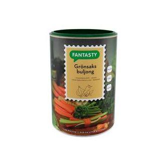 Grönsaks Buljong Pulver 1kg/54l Fantasty