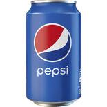 Pepsi Regular Burk Pepsi 33cl