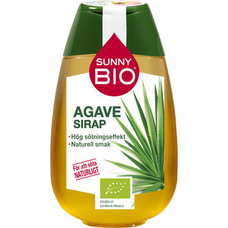 Agavesirap Ekologiskt 500g Sunny Bio