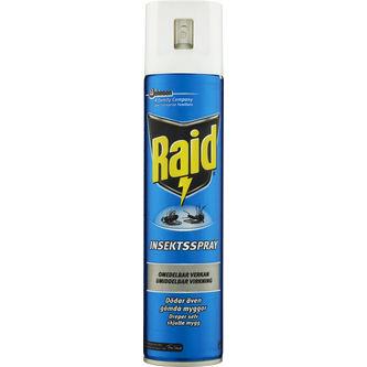 Insektsspray 300ml Raid