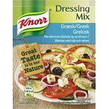 Dressingmix Grekisk Knorr 3p/30g