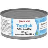 Tonfisk Vatten Eldorado 170g
