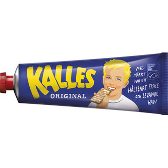 Kalles Kaviar Original Mildrökt 300g Kalles