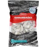 Vannameiräka Utan Skal 26/30 Fryst Miramar 800g
