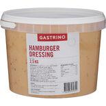 Dressing Hamburger Gastrino 2,5kg