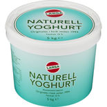 Naturell Yoghurt Larsa Foods 5kg