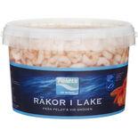 Ishavsräkor i  Lake Feldts 2.3/1.5