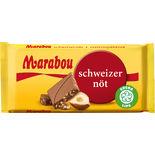 Schweizernöt Mini Chokladbit Marabou 24g