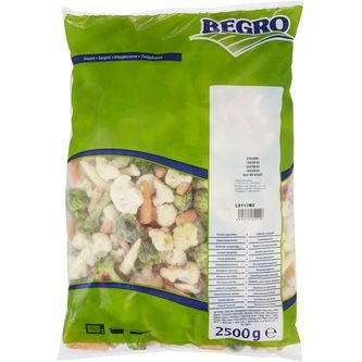 Grand Wok Fryst 2.5kg Begro
