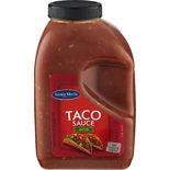 Taco Sauce Mild Santa Maria 3700g
