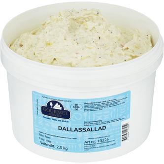 Dallassallad 2.5kg Gourmetservice