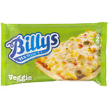Pan Pizza Veggie Fryst Billys 170g