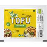 Tofu Naturell Yi-pin Soya 400g