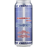 Energy Drink Burk Powerking 50cl