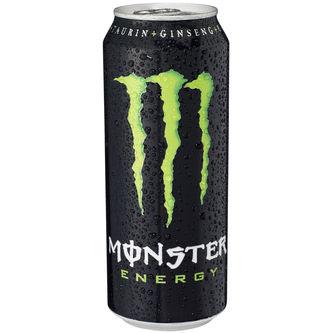 Monster Energy Energidryck Burk 50cl Monster Energy