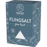 Flingsalt Gourmet Naturell Från Havet Falksalt 250g