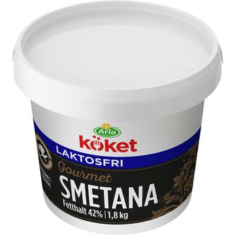 Smetana 42% 1,8kg Arla Köket