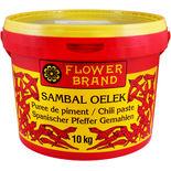 Sambal Oelek Original Flower Brand 10kg brk