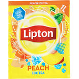 Peach Ice Tea Lipton 50g