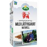 Mild Lättyoghurt Naturell 0,5% Arla Ko 1l