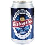 Risingsbo 2.1% Lättöl Burk Risingsbo 33cl