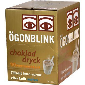 Chokladdryck Pulver Portion 90p/30g Ögonblink