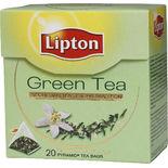 Green Tea Pyramid Grönt Te Lipton 20p