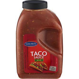 Taco Sauce Mild 3700g Santa Maria