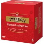 English Breakfast Tea Twinings 100p