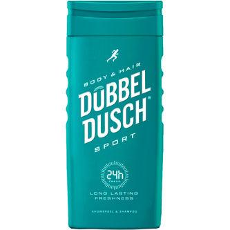 Dubbeldusch Sport 250ml Dubbeldusch