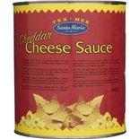 Sås Cheddar Cheese Santa Maria 3kg