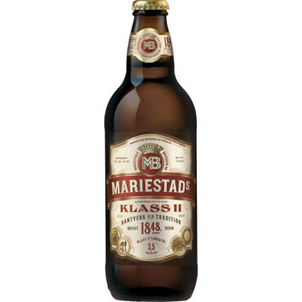 Mariestads 3.5% Folköl 50cl Mariestads