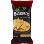 Tortilla Chips Cheese Banderos 500g
