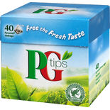 Pg Tips Svart Te Pyramid Pg Tips 40p