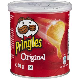 Chips Original 40g Pringles