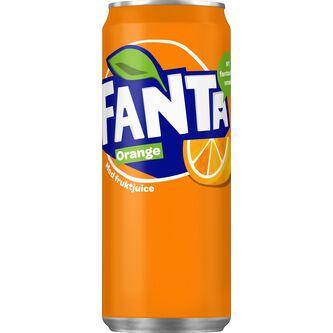 Fanta Orange Burk 33cl Fanta