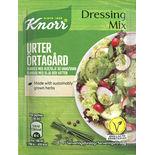 Dressing Mix Örtagård Knorr 24g